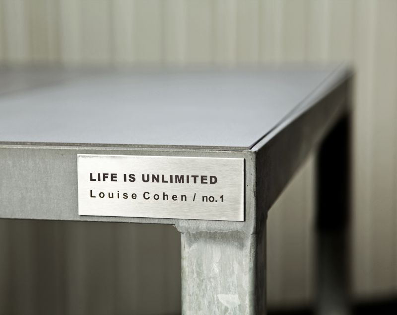 Louise Cohen LIFE IS UNLIMITED 800