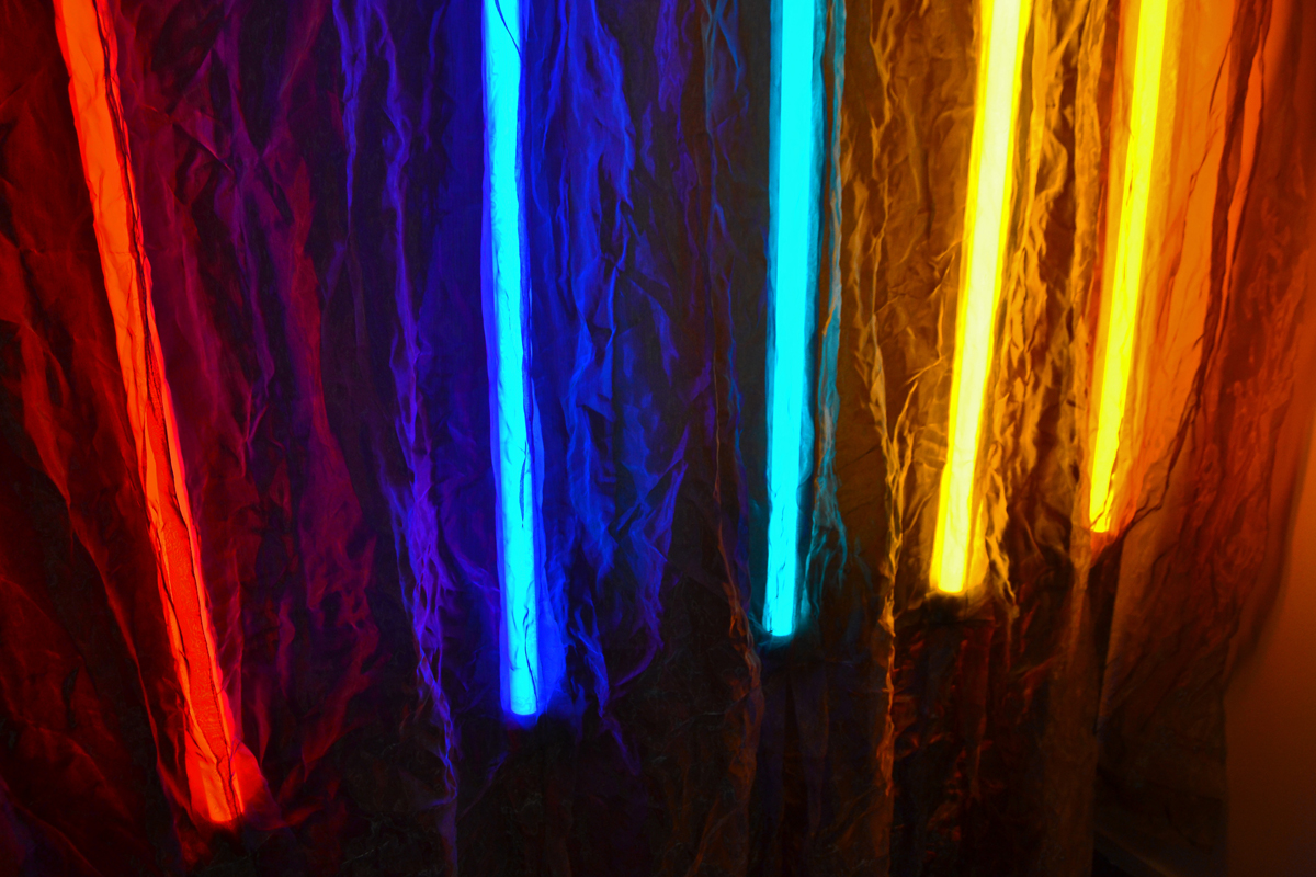 Louise Cohen Steel Lights 2